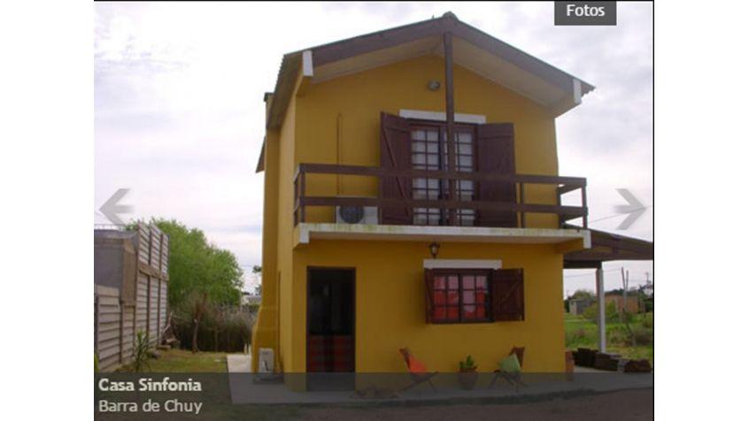 Imagen 1 Casa en Barra del Chuy-Venta