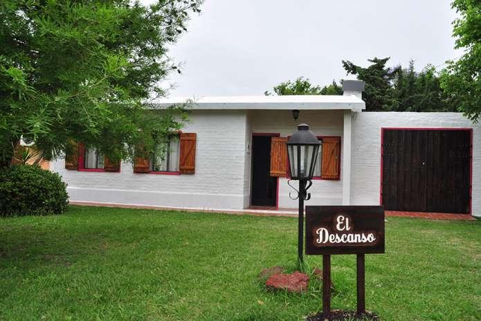 """Casa """"El Descanso""""."""